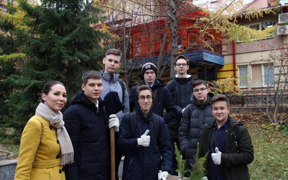 Команда ФСПО «Freedom»