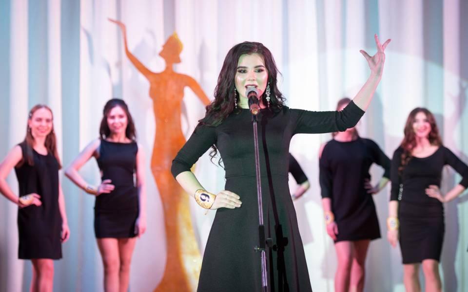 Самопрезентация финалистки конкурса Арины Шуруповой