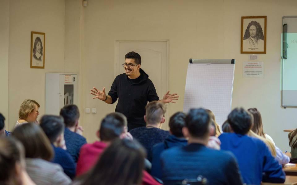 Презентация проекта поличностному развитию отАйнура Зиннатуллина