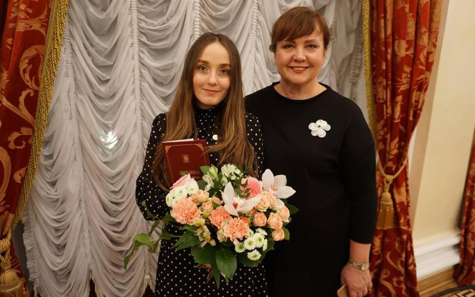 Гельнэфис Ахмадиева иАнна Леонидовна Короткова