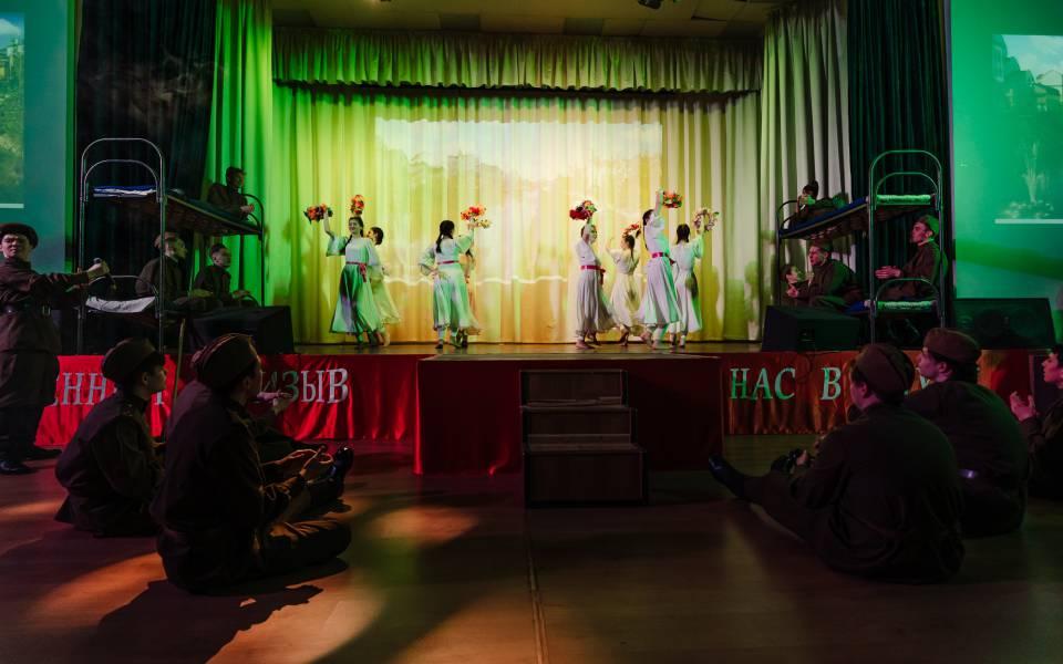 Конкурсная программа ФСПО нафестивале «Весенняя капель— 2020»