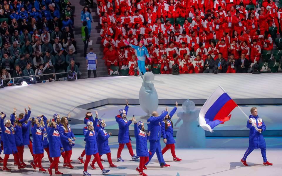 Участники зимней Универсиады отнашей страны